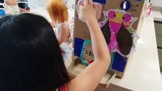 방구석자판기 코로나집콕놀이 용돈으로 직접간식사기 재활용…