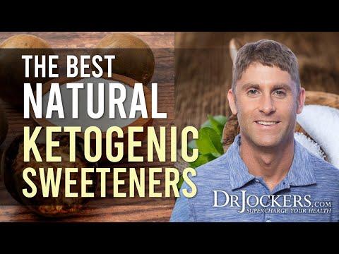 The Best Ketogenic Sweeteners