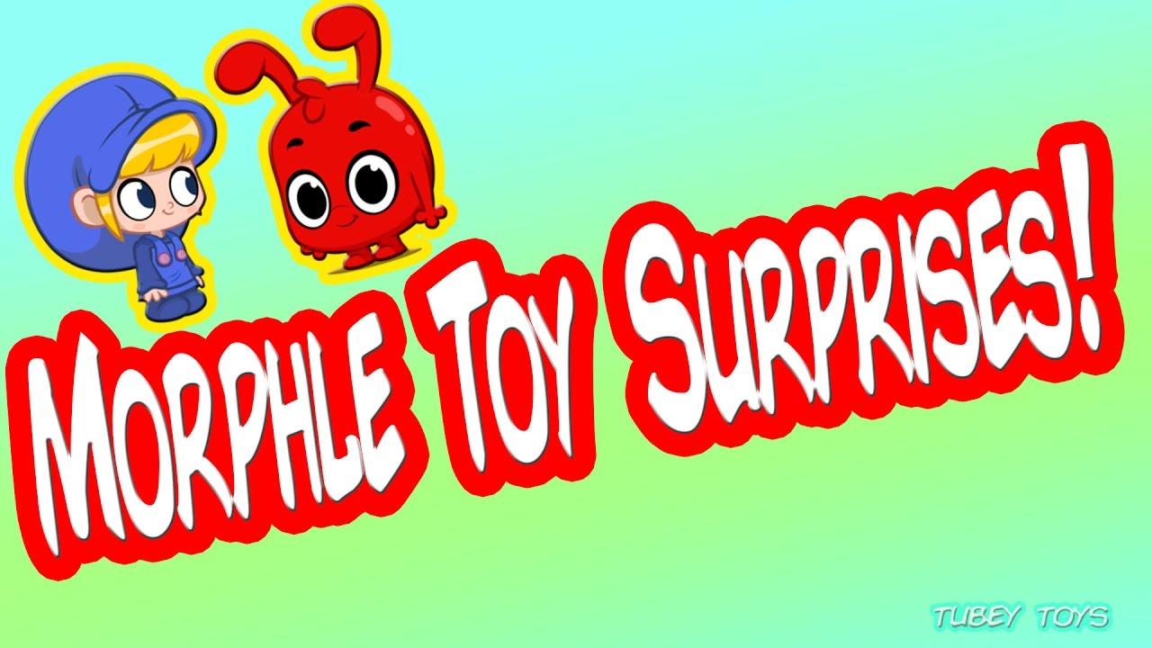 My Magic Pet Morphle Toy Surprises Little Einsteins Paw Patrol Elmo Tsum Tsum Tubey Toys Parody Youtube
