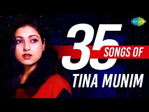 Top 35 Songs of Tina Munim | टीना मुनीम के टॉप 35 गाने  | One Stop Jukebox