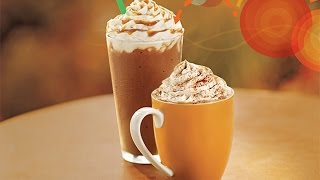 MAKE STARBUCKS PUMPKIN SPICE LATTE AT HOME! #PSL, FRAPPUCCINO, ICED LATTE