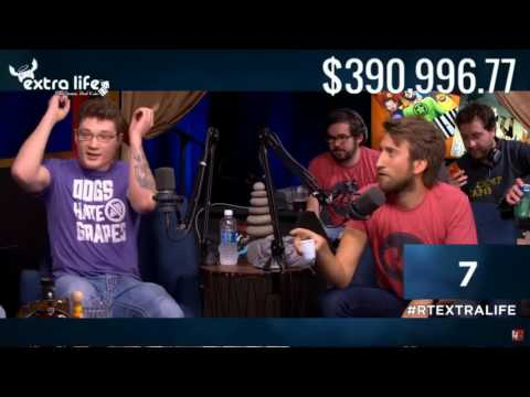 Rooster teeth extra life 2016 Hour 13