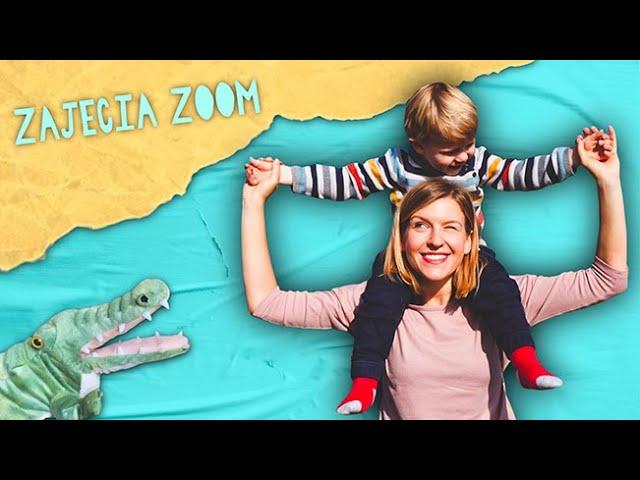 Zajęcia języka polskiego dla dzieci ONLINE www.krokodyl.co.uk