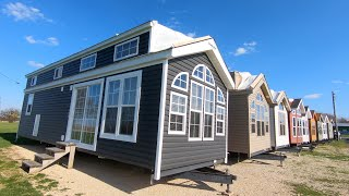 2020 Quailridge 39FLSK Loft Park Model RV by Forest River Inc. (tiny house on steroids)
