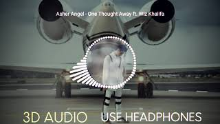 Asher angel - one thought away ft. wiz khalifa | 3d song