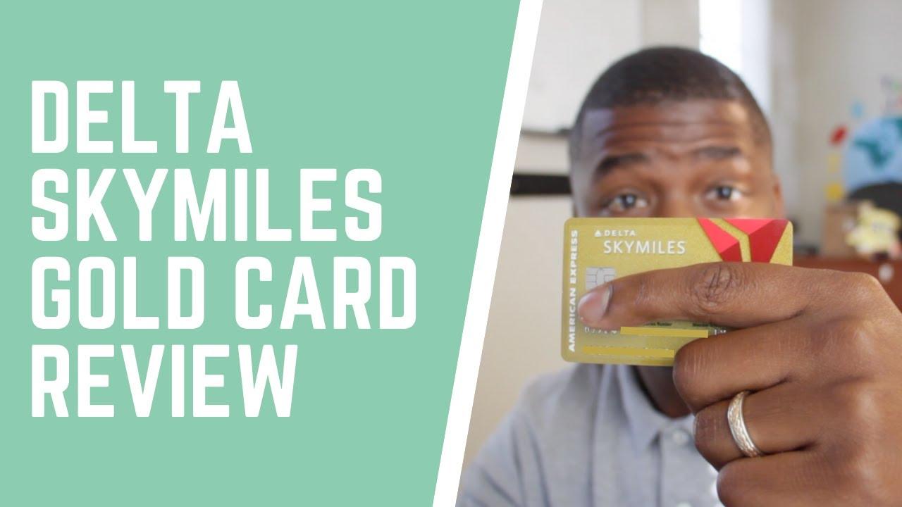 Download Delta Credit Card Review (Delta SkyMiles Gold Card)