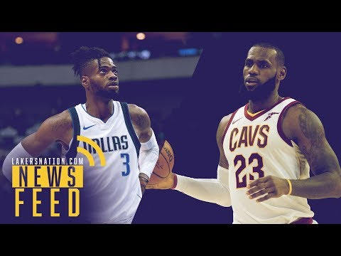 Lakers Feed: LeBron James, Nerlens Noel Considering Teaming Up In LA?