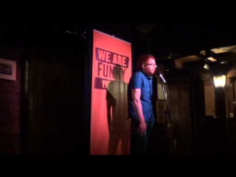 John Brennan stand-up