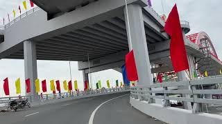 Cầu Hoàng văn thụ hải phòng quá đẹp luôn