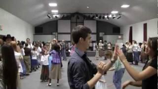 Patty Cake Polka  Nov 11 11-CHEFMO Square Dance