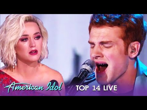 Jeremiah Lloyd Harmon: Katy Perry BREAKS DOWN In Tears On Live TV After This! | American Idol 2019