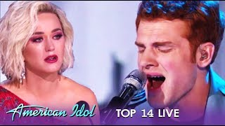 Download Jeremiah Lloyd Harmon: Katy Perry BREAKS DOWN In Tears On Live TV After This! | American Idol 2019 Mp3 and Videos