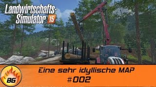 LS 15 The Alps Forstprojekt #002 | Eine sehr idyllische MAP | Let's Play [HD]