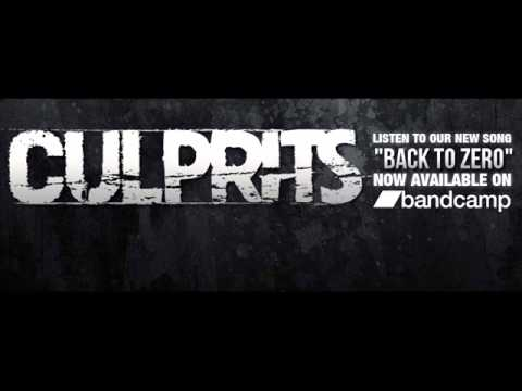 Culprits - Back to Zero