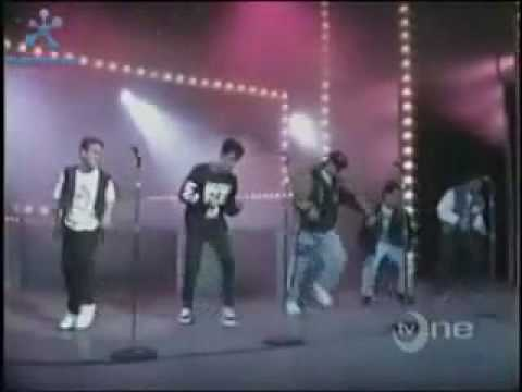New Kids On The Block - Please Dont Go Girl Live Performance