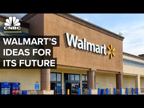Walmart Drones May Be Showing You Around Stores In The Future