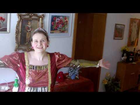 Liliane Scharf -Theater,Theater -Musikvideo -Coversong (original Katja Ebstein)