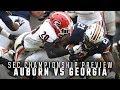 Can Auburn beat Georgia without a healthy Kerryon Johnson?