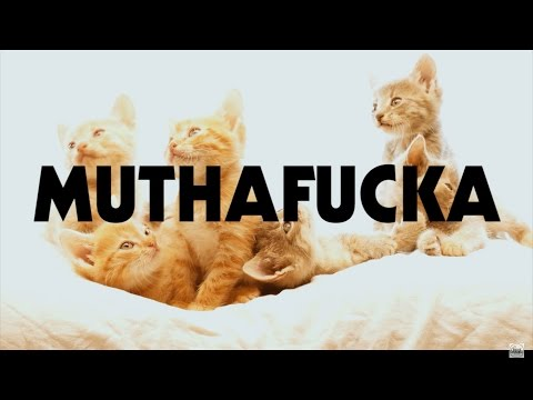 """Beware of Darkness """"Muthafucka"""" Official Lyric Video"""