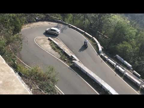 Kolli Hills Route  [Tamil Nadu,  Namakkal, India]