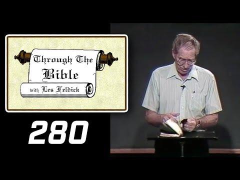 [ 280 ] Les Feldick [ Book 24 - Lesson 1 - Part 4 ] Romans 9:4,5 |b