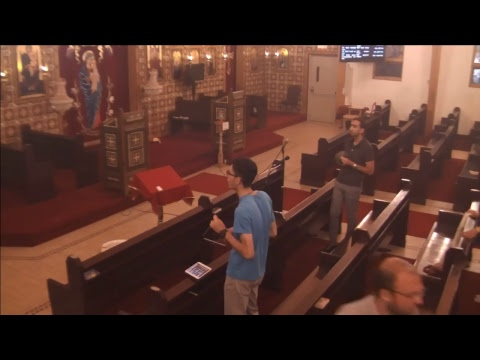 St Mary Coptic Church Ottawa / Vespers / 2017-07-22