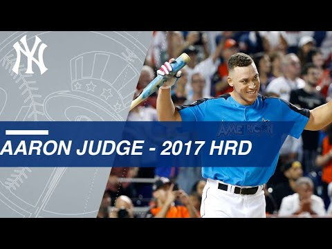 Watch how Judge became the Home Run Derby champion