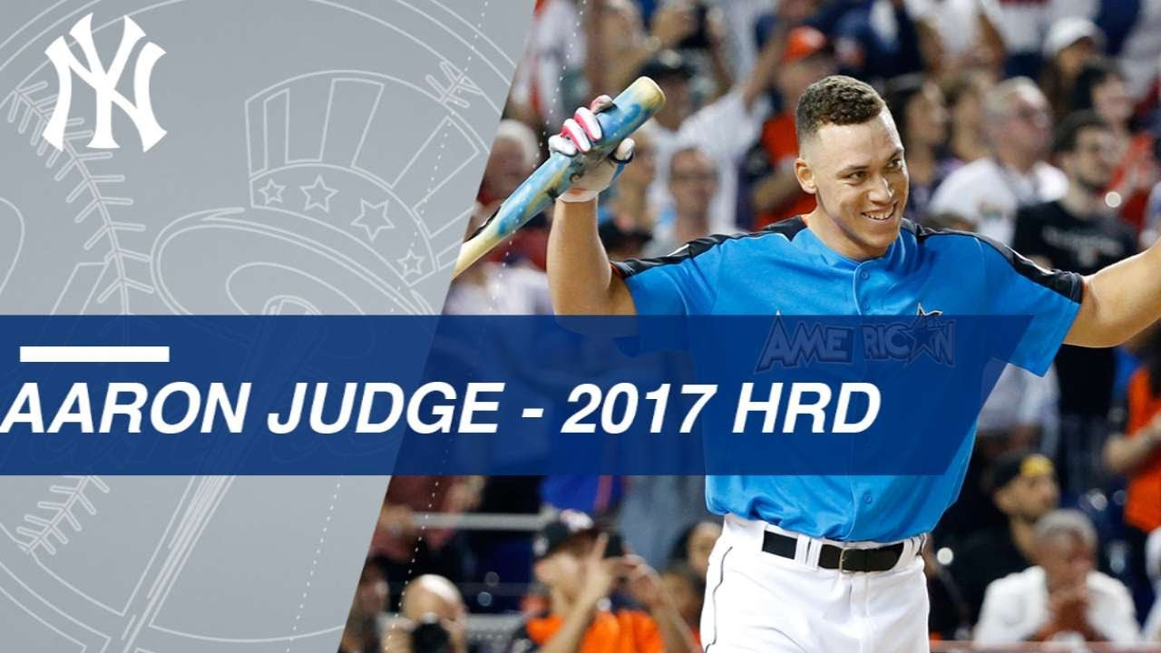 a916ba5fb16 Watch how Judge became the Home Run Derby champion - YouTube