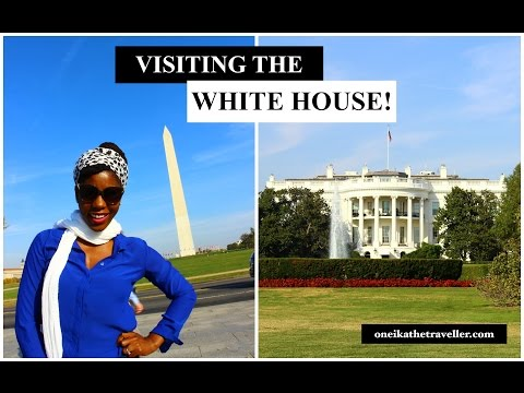 Things to do in Washington DC: White House, Lincoln Memorial
