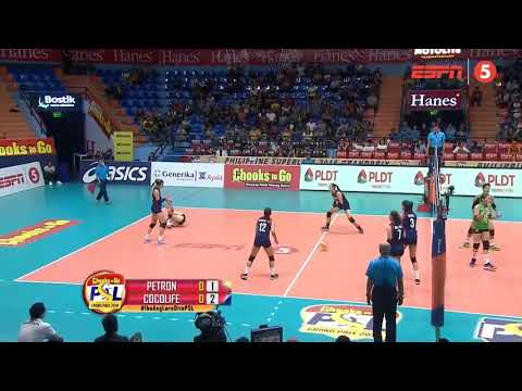 Sara Klisura Highlights | 38 pts in just 4 sets against the top-seed Petron