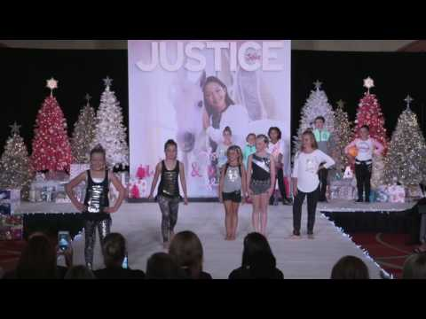The 2016 Justice Holiday Fashion Show | Justice