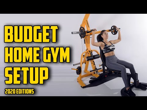 Top 6: Best Compact Home Gym Setup [Budget Editions]