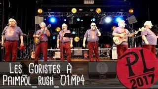 LES GORISTES À PAIMPOL [ÇA C'EST BRESTOIS] / Festival du Chant de Marin - 12 août 2017
