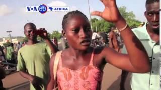 vuclip VOA60 Afirka: Wata Yarinya ta Kubuta Daga Hannun 'Yan Boko Haram, Satumba 26, 2014