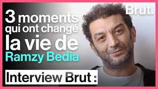 Gambar cover 3 moments qui ont changé la vie de Ramzy Bedia