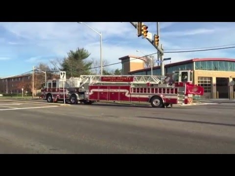 Fairfax County Fire and Rescue Response Compilation