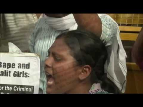 Indian Girls' Gang Rape, Murder Draws Outrage