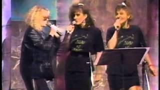 Véronique Sanson BEAU ET CHAUD   PARANOIA 1989