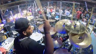 Download Victory//Tye Tribbet//Live//DRUM CAM\\ Mp3 and Videos