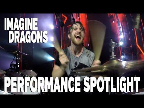 "Imagine Dragons - ""Radioactive"" (LIVE IN CONCERT)"