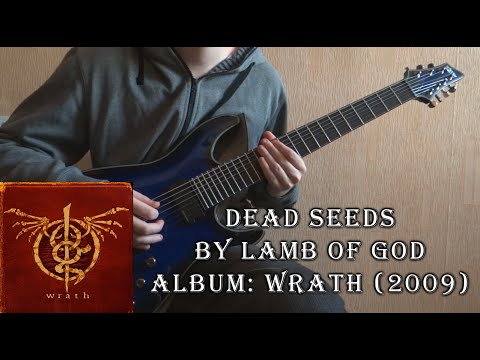 Lamb of God - Dead Seeds (Guitar Cover by Godspeedy)
