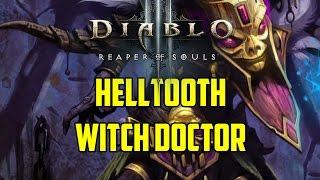 Diablo 3 - 2.3 Helltooth Witch Doctor Hardcore Build