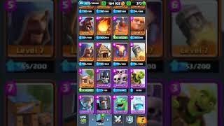 Clash royale upgrading poison spell to level 4
