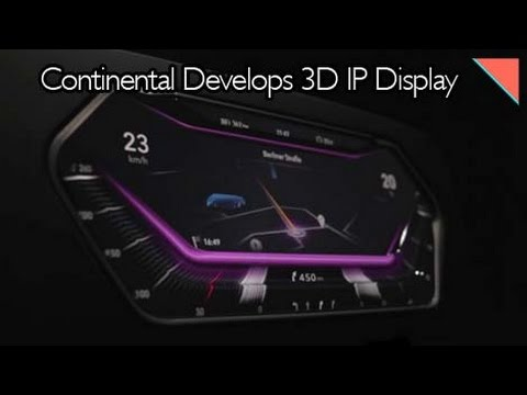 Ford to Decrease Salaried Workers, Continental Develops 3D IP Display - Autoline Daily 2110