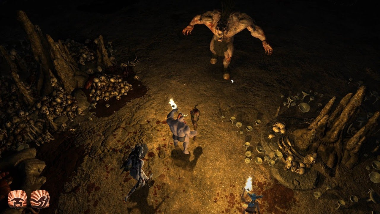 Barbaric First-Look Gameplay: Its Like Diablo + a Roguelike