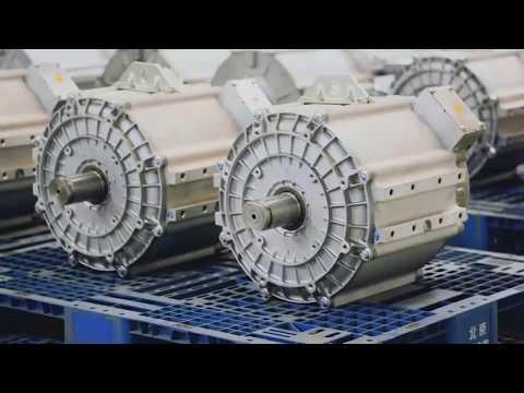 Hydro-Québec TM4 | Le dérivé du moteur-roue électrique! | Virage Auto