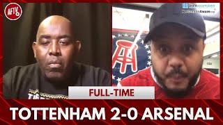 Tottenham 2-0 Arsenal | I've Had Enough, ARTETA OUT! (Troopz)