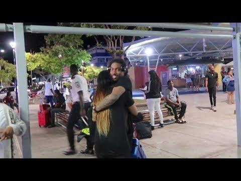 JAMAICA VLOGS 2019 (7)| NORMAN MANLEY INTERNATIONAL AIRPORT| KINGSTON JAMAICA| YANIQUE SHARIFA