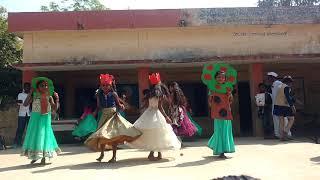 Children's Day Dance Performance - Chinnari Paapala Ponnari Thotalo