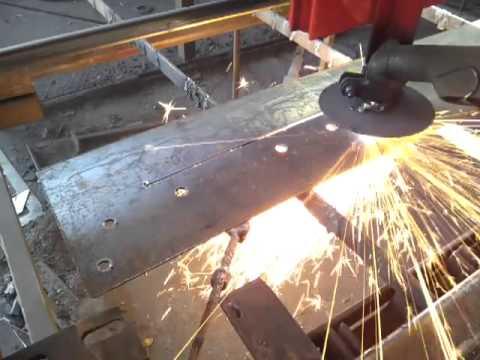 Zupełnie nowe plazma CNC domowej roboty - YouTube RM79